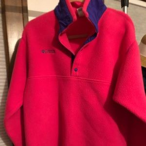 Vintage Columbia Pull Over